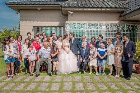 【雙雙對對.攝影工坊】=友信 & 瑋鈴 Wedding (文定)=