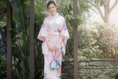 日式浴衣造型