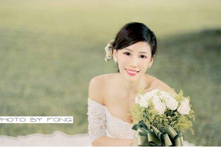 韓系白紗造型