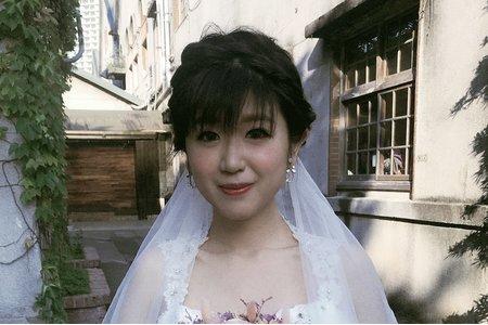 自助婚紗造型