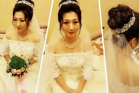 小甄bride