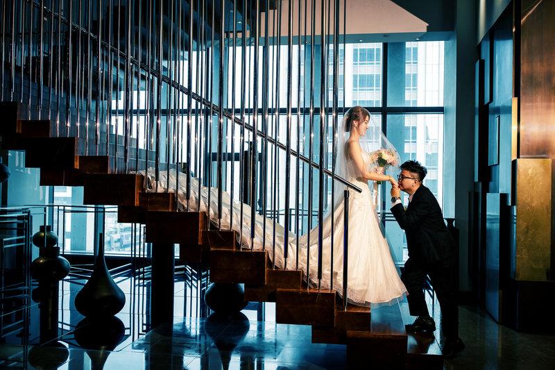 婚禮紀錄:W-Hotel