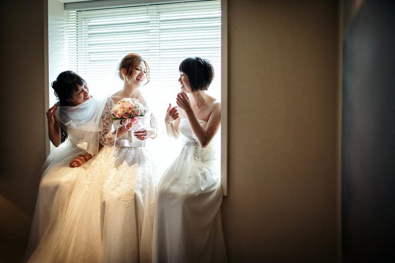 婚禮紀錄:台北國賓飯店