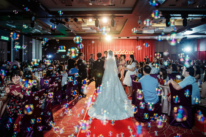 婚禮紀錄:徐州路二號