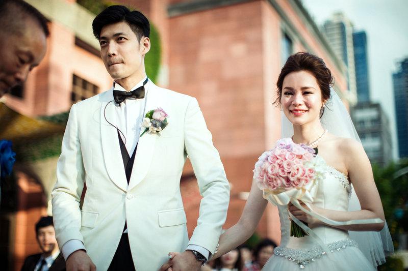 婚禮紀錄:維多麗亞
