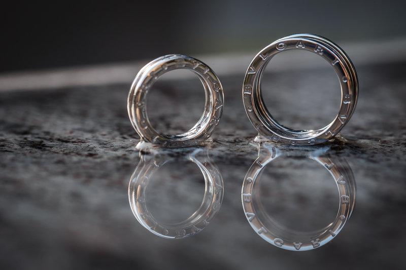 婚禮紀錄:微距戒指