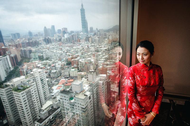 婚禮紀錄:台北遠企