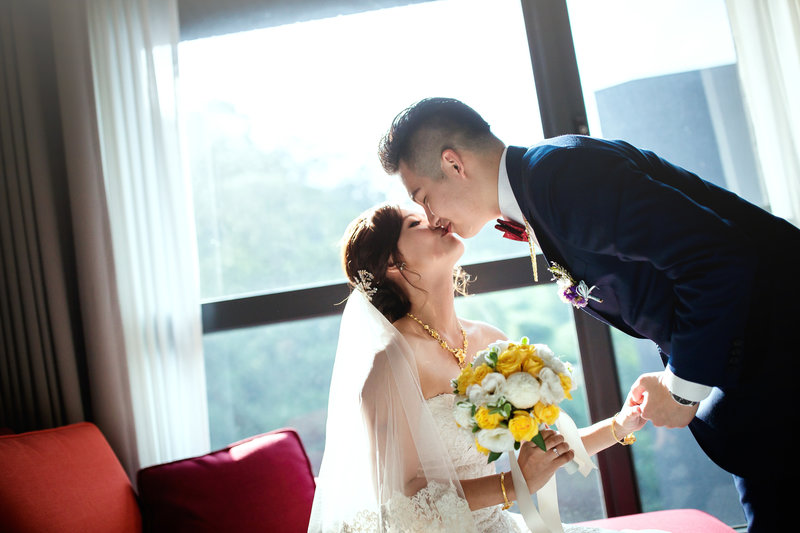 婚禮紀錄:水源會館