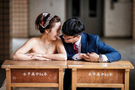 【婚禮紀錄】公館水源會館|訂結晚宴