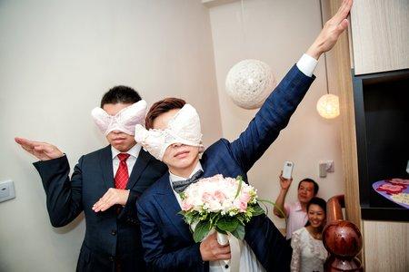 【婚禮紀錄】證婚晚宴@享溫馨