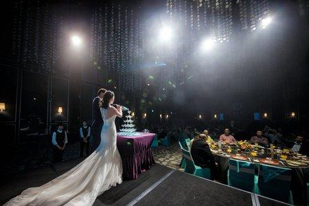 【婚禮紀錄】晶綺盛宴-珍珠廳