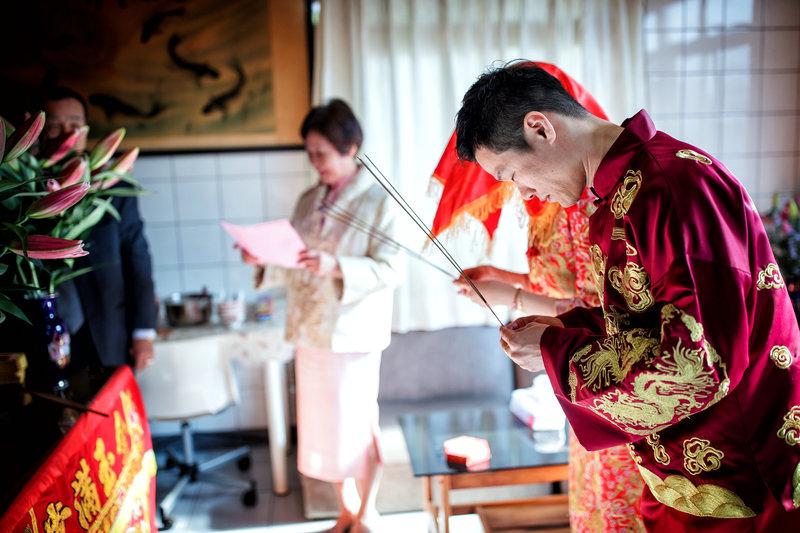 祭祖,結婚,習俗,訂婚,迎娶