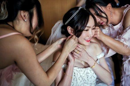 【婚禮紀錄】新竹風采|迎娶午宴