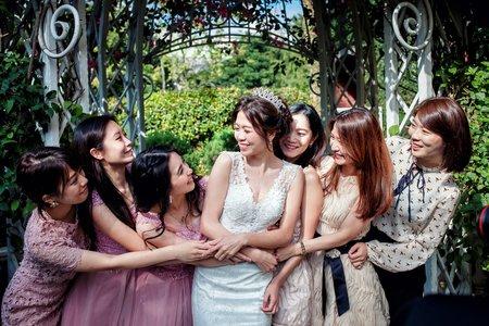 【婚禮紀錄】維多麗亞|證婚午宴