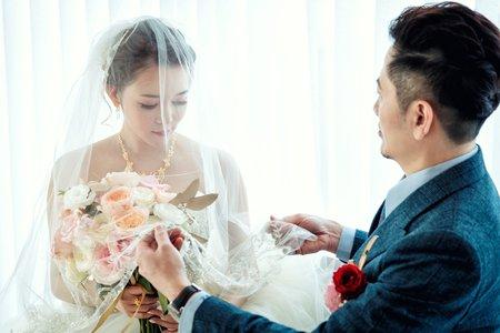 【婚禮紀錄】證婚午宴@心之芳庭