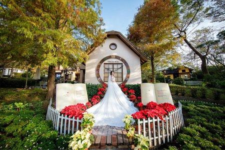【婚禮紀錄】心之芳庭|證婚晚宴