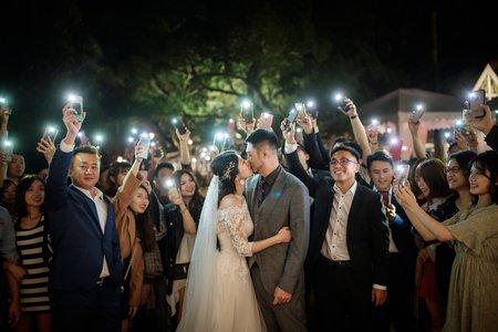 【婚禮紀錄】青青食尚|證婚晚宴