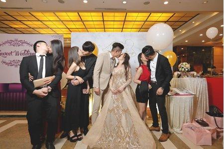 婚禮紀錄 / 名宏 . 芳若