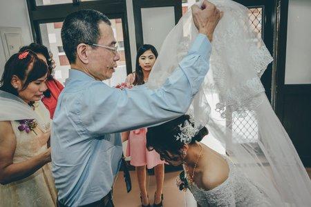 2017.11.25  嘉倫&雅萍的迎娶花絮