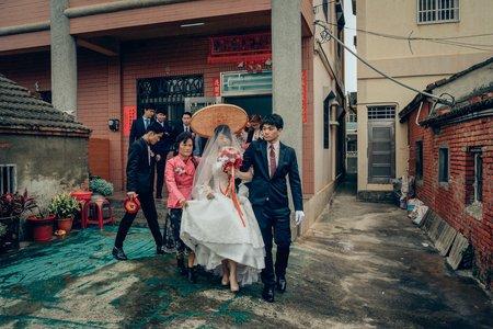 2018.01.28 維庭&苡涵的迎娶花絮 --婚禮攝影