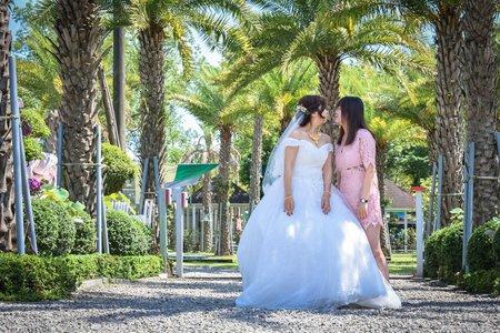 2018.05.26 嘉駿 & 繪安的迎娶儀式花絮