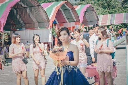 2018.05.26 嘉駿 & 繪安的婚宴儀式花絮