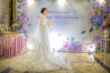 2018.06.16 Joe & Cindy 的幸福歸寧花絮(東達極品美饌)