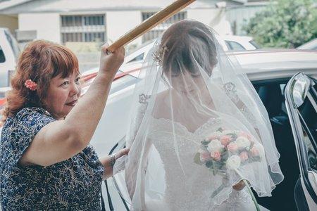 2018.06.17 小亭&贊名的迎娶花絮
