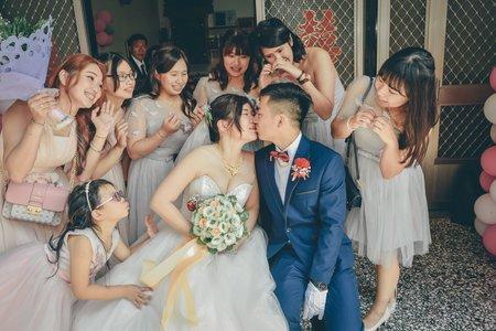 2018.10.07 忠義&宛柔的幸福迎娶花絮