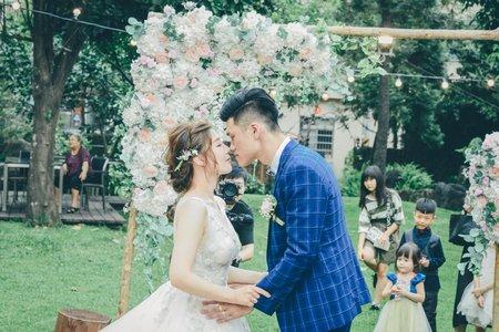 2019.05.18 也婷&小彬的幸福莊園戶外證婚