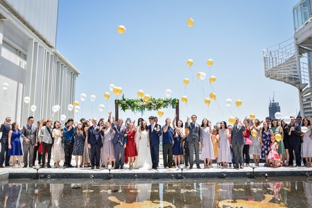 2019.06.15 希恩&柏蓉的幸福戶外證婚儀式