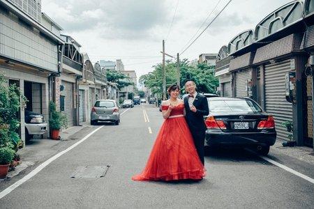 2019.06.22  曼曼&耀德的文定花絮