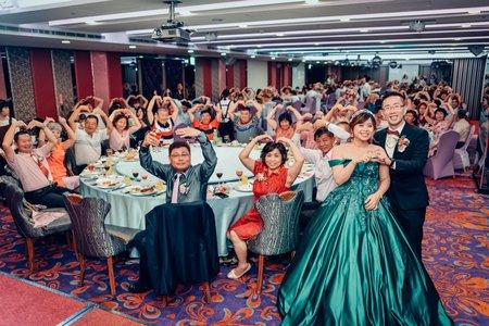 2019.06.22 曼曼&耀德的幸福婚宴花絮