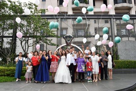 2019.06.30 茜允&月笙幸福證婚儀式