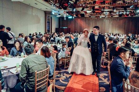 2019.11.02 韋舜&紡柔的幸福晚宴花絮