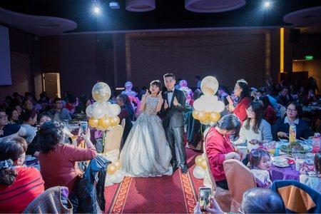 2019.12.07 昌翰&雅萱的幸福婚宴--二進後