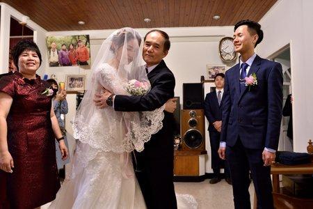 2020.01.12 于菱&居鴻的幸福迎娶花絮