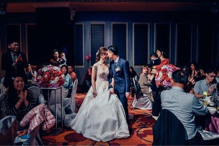 2020.01.12 于菱&居鴻的幸福婚宴花絮