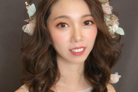 艾莉のAlley_浪漫女神風/噴槍底妝