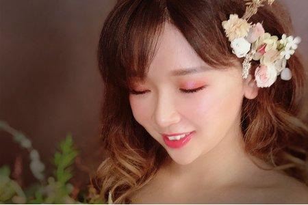 新秘 艾莉のAlley彩妝造型(單妝)