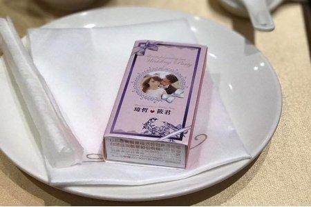 客製化牛奶糖--經典款粉色&紫色