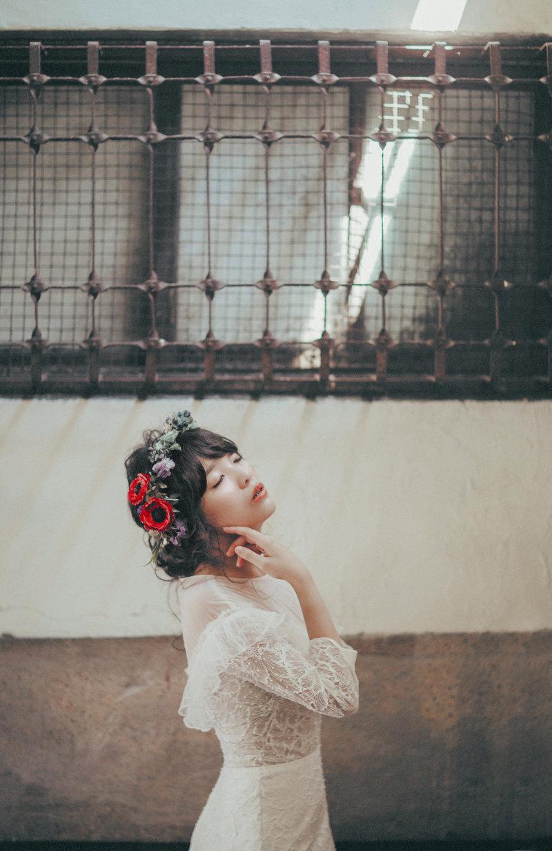 Mini自助婚紗純拍攝作品