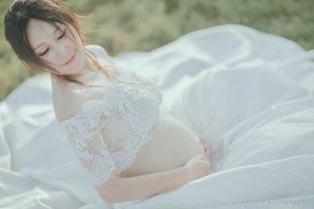 仙氣滿滿 孕媽咪寫真