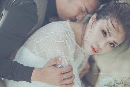 仙氣與生活感 自助婚紗