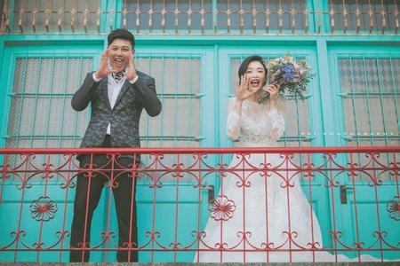 香港新人 芒草自助婚紗
