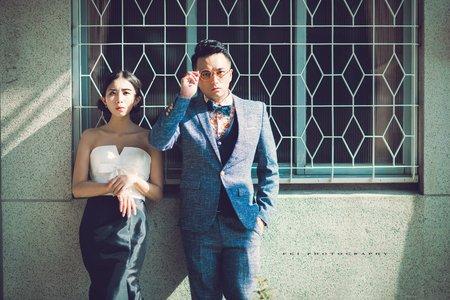 飛妃軟時尚 自助婚紗