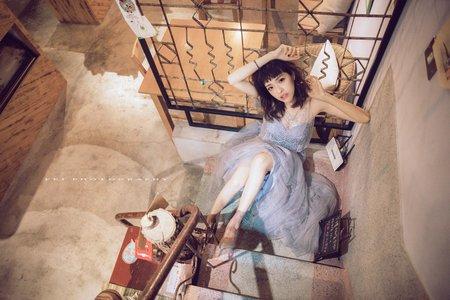 週年紀念版 飛妃自助婚紗