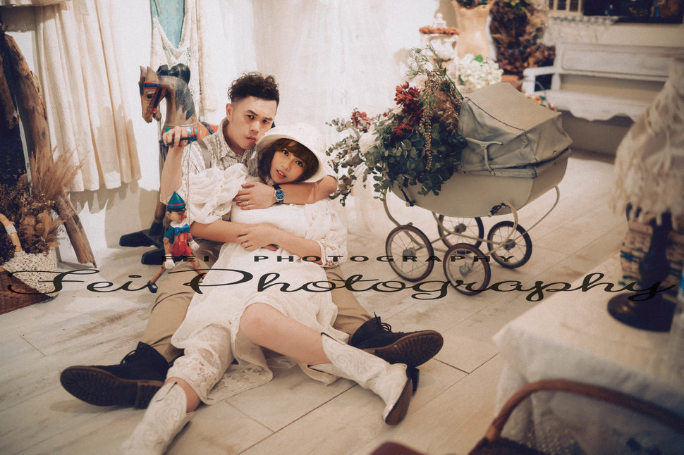 21 - 飛妃 Photography/女攝影師《結婚吧》