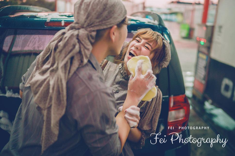 34 - 飛妃 Photography/女攝影師《結婚吧》