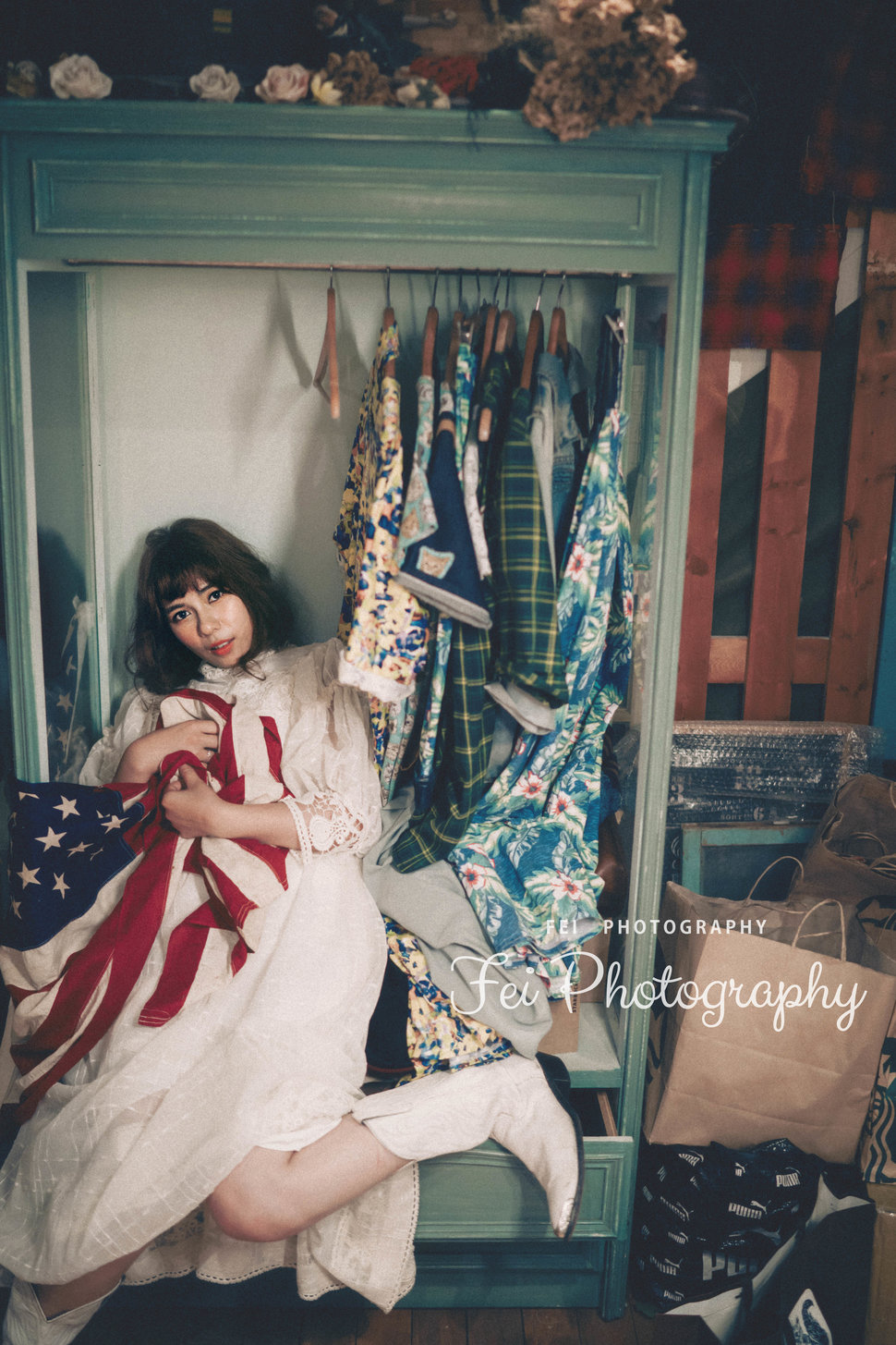 43 - 飛妃 Photography/女攝影師《結婚吧》